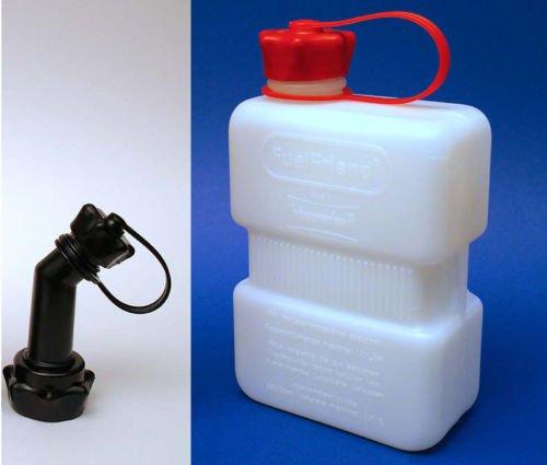 Preisvergleich Produktbild FuelFriend® PLUS CLEAR 1 Liter + Füllrohr verschließbar