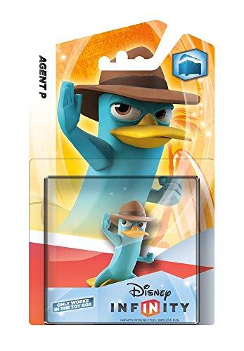 Disney Infinity 1.0 Lightening McQueen Figure (Xbox One/PS4/PS3/Nintendo Wii U/Xbox 360) [import...