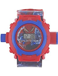 Unique 24 Images Projector Digital Toy Watch For Kids - Good Return Gift - Enjoy With 24 Image Projector