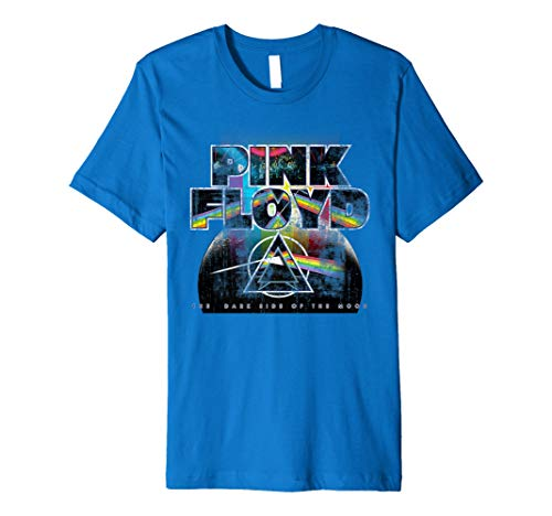 Pink Floyd: Dark Side of the Moon T-Shirt for Men , Women, Kids, 5 Colors, S to 3XL