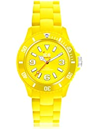 Ice-Watch Armbanduhr ice-Solid Small Gelb SD.YW.S.P.12