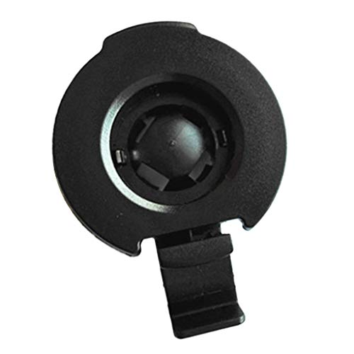 perfk Auto KFZ Halter für GPS Garmin Nuvi 2497 2557 2597,schwarz,61 x 45 x 15mm (Garmin-auto Gps)