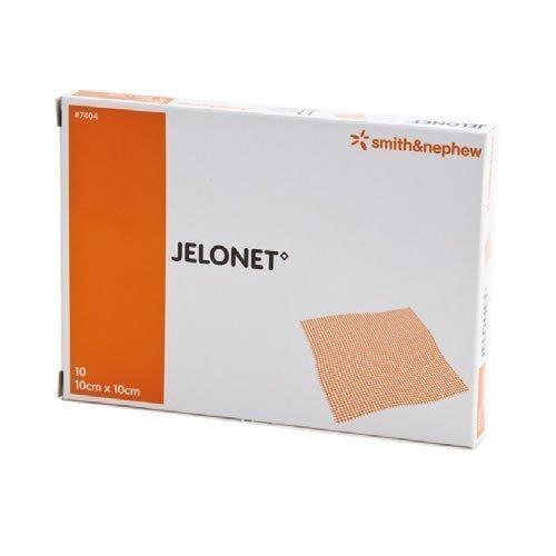 Jelonet Paraffin Gauze Dressing - 10cm x 10cm (x10) -