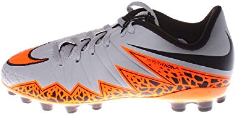 Nike, joven Fútbol guantes, color multicolor, tamaño 35