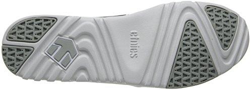 Etnies - Scout, Scarpa da uomo Nero (Schwarz (581/BLACK/GREY/WHITE)