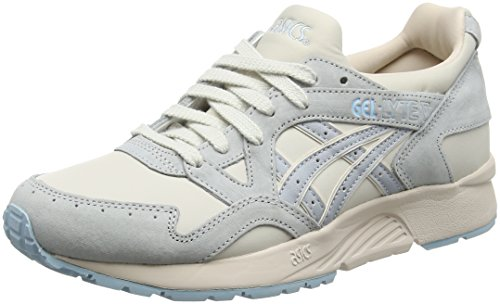 Asics Damen Gel-Lyte V Gymnastik Mehrfarbig (Moonbeam/light Grey)