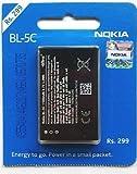 #10: ORIGINAL NOKIA BL-5c BL5c Battery - Seal Pack - 6 Months National Replacement Manufacturer Warranty