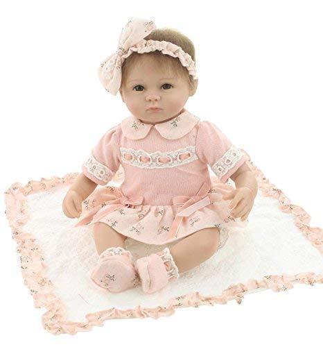 79a503777517 Hecho a mano 50 cm realistic reborn baby muñecos bebé 20