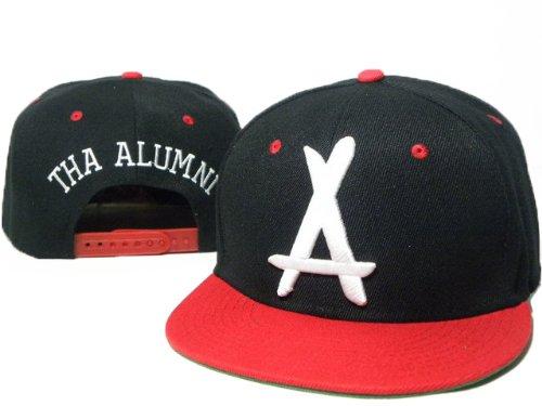 THA ALUMNI schwarz Snapback Cap Hat