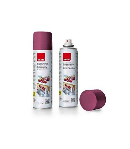 IBILI 746300 Spray Démoulant Acier, Blanc, 5 x 5 x 20 cm