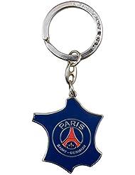 Porte-clefs Carte de France PSG - Collection officielle Paris Saint Germain