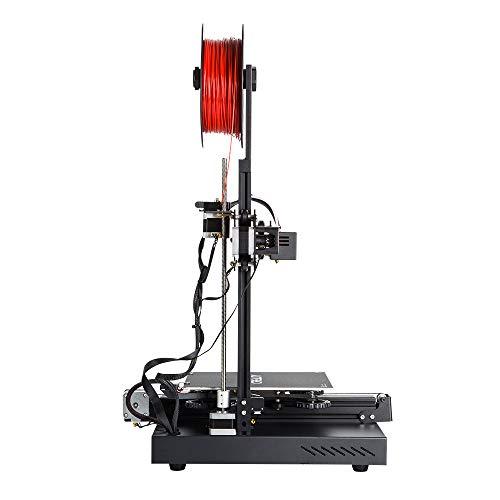 Offizielle Creality 3D Drucker CR-20 Vollmetall Integriertes Design mit Weiterdruck nach dem Ausschalten - 4
