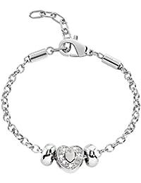 Morellato - Bracciale da donna, acciaio inossidabile, cod. SCZ169