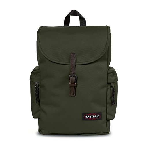 Eastpak Zaino Authentic Collection Austin Blu Scuro Verde (Army Socks)