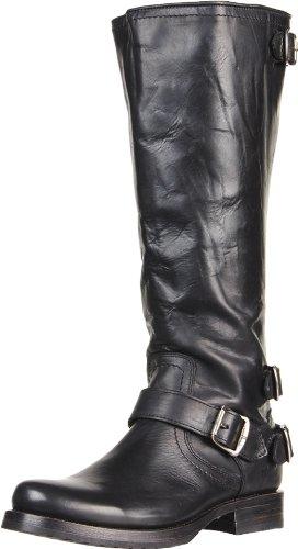 frye-veronica-77552-bottes-classiques-femme-noir-blk-41-eu-10-us-