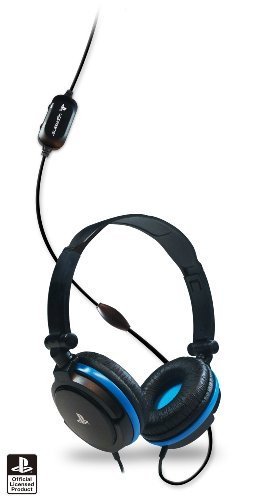 Playstation Vita Officially Licensed Street Play Stereo Gaming Headset (Playstation Vita)