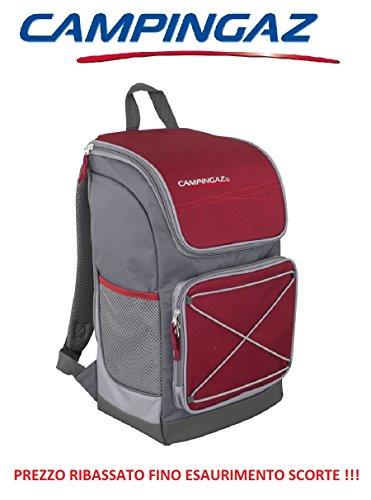 ALTIGASI Thermischer Rucksack BACPAC URBAN 30 Liter CAMPINGAZ ausgestattet mit 1 FRONTALE und 2 Seitentaschen aus Polyester