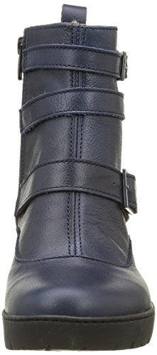 art Damen Travel Kurzschaft Stiefel Blau (Blue)