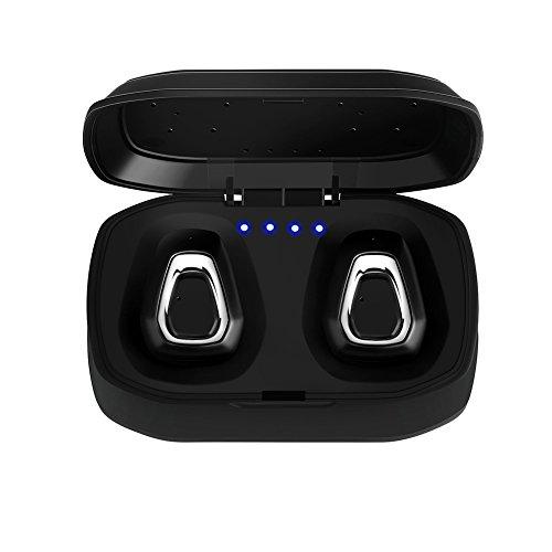 ZHHAOXINBT CuffieCuffie Bluetooth 5.0, Auricolari Bluetooth Senza Fili Stereo Sportivi in Ear con Custodia da Ricarica Microfono Leggeri Hi-Fi Cuffie...