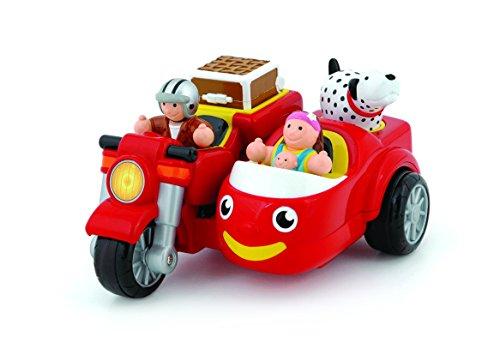 Jumbo Spiele WOW Toys 01022 - Max Motorrad