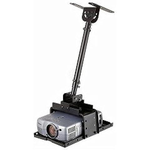 Cablematic - Soporte de techo para proyector (PJR-047)