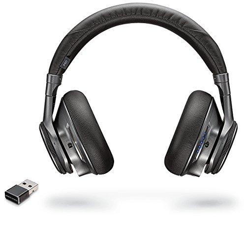 Plantronics BackBeat PRO+ Bluetooth-Kopfhörer–Schwarz (Plantronics Kopfhörer Pro)