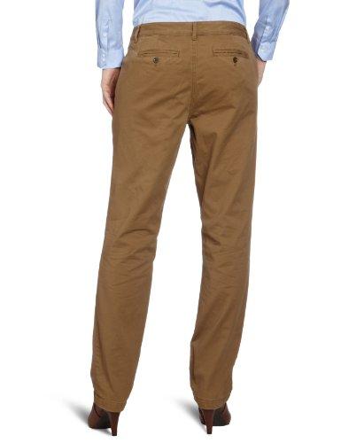 Eddie Bauer Damen Jeans 24207897 Boyfriend / Anti Fit (tiefer Schritt) Niedriger Bund Braun (Braun)