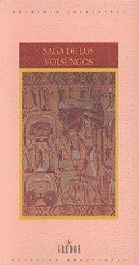 Saga de los volsungos par  Javier E. Diaz Vera