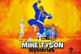 MIKE TYSON MYSTERIES - US Imported TV Series Wall Poster Print - 30CM X 43CM Brand New