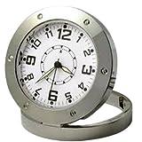 Horloge Portable de Table / Voyage ' Espion ' Avec Mini Caméra