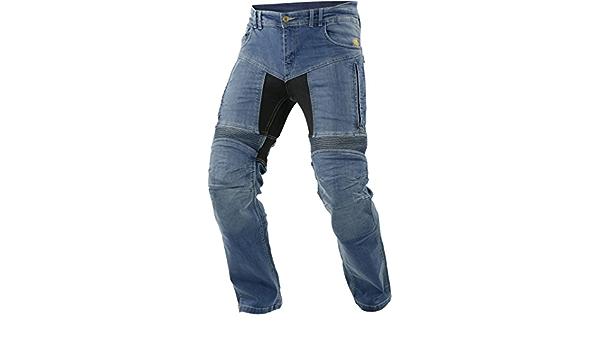 Trilobite 661 Parado Jeans TÜv Ce W42 L36 Blue Auto