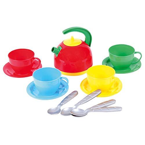(BINO 83208 Kinder-Tee-Set, Bunt)