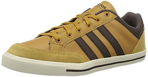 adidas neo Men's Cacity Mesa, Dbrown and Cblack Sneakers - 7 UK/India (40.7 EU)