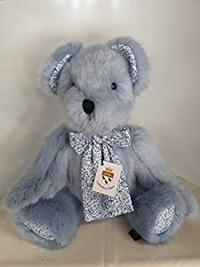 Canterbury Bears ltd 119 - Oso de Peluche (Color Azul Claro)