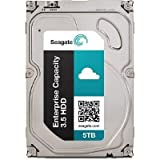 Seagate ST5000NM0024 Enterprise Capacity Hard Disk, 5000 GB HDA, Nero
