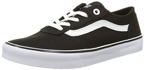vans-women-wm-milton-low-top-sneakers-black-canvas-black-white-5-uk-38-eu