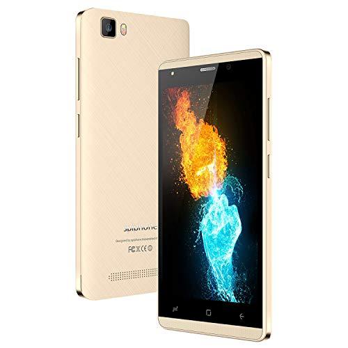 Smartphone Offerta Del Giorno,16GB ROM 5.0 Pollici Dual SIM 2800mAh Batteria Android 7.0 CPU 4 Core, Fotocamera da 5 MP,WIFI/FM Radio 3G+ Telefono Cellulare in Offerta Spiphone A10 Pro,Oro