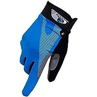 DEI QI Guantes de equitación Hombres y Mujeres Guantes de Desgaste Antideslizante Dedo Completo Equipo de Escalada Deportiva Antideslizante/Pantalla táctil/Resistente al Desgaste/Transpirable
