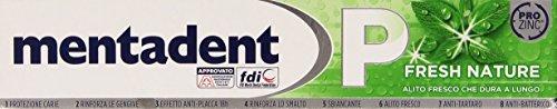 Zahncremes prevenzione completa con estratti naturali fresh nature 75 ml