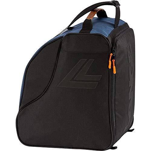 LANGE Speedzone Boot Bag Bolsa para Botas, Unisex Adulto, Negro/Azul, Talla única