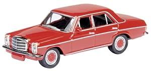 Schuco 452577300 Mercedes-Benz /8 - Coche a Escala 1:87 en Color Rojo