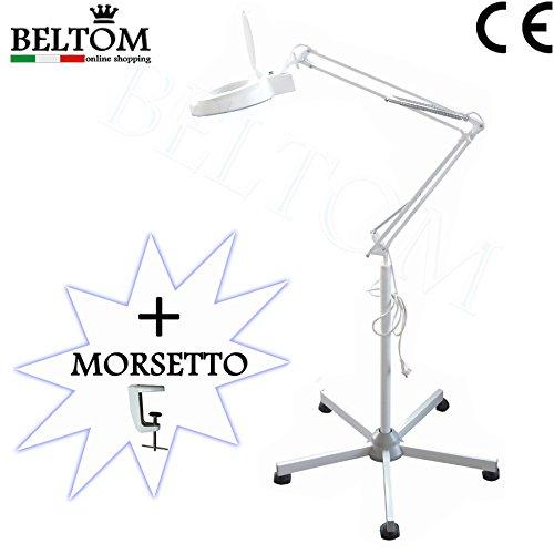 lente-5-diottrie-lampada-dingrandimento-con-stativo-luce-fredda-bianca-per-estetista-estetica-labora