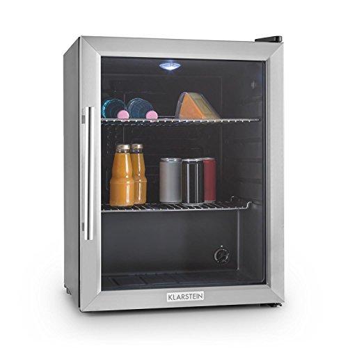 klarstein beersafe xl minibar mini k hlschrank getr nkek hlschrank 60 liter leise 42. Black Bedroom Furniture Sets. Home Design Ideas