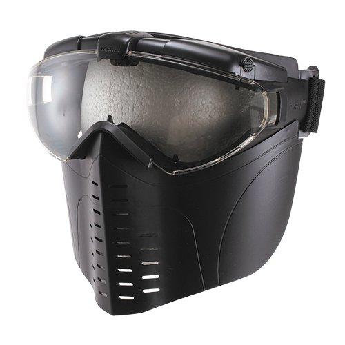 TOKYO MARUI Pro Goggle Full Face Black (151070)