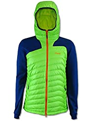 Snow Force Middle Jacket Yellow/Green L