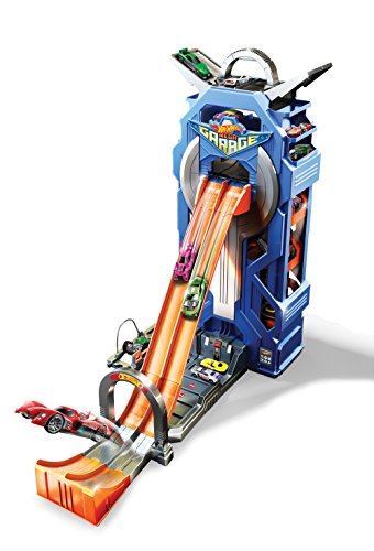 Hot Wheels Coffret City - Mega Transporteur, FTB68