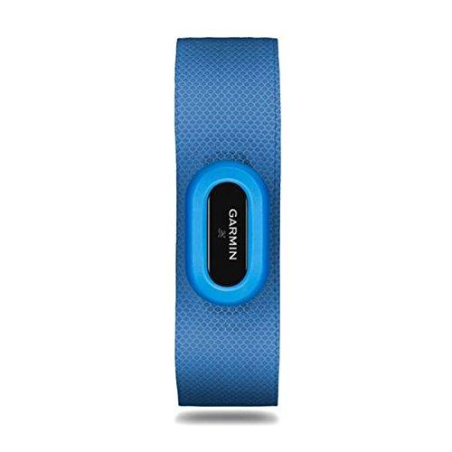 Garmin HRM-Swim - Pulsometro deportivo, color Azul