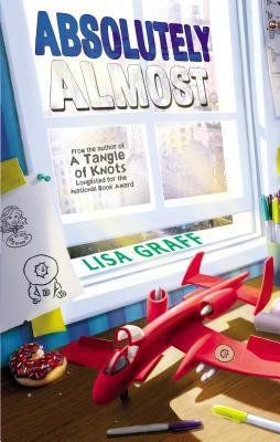 [ ABSOLUTELY ALMOST By Graff, Lisa ( Author ) Hardcover Jun-12-2014