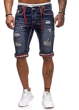 7698ba88f709 Bild nicht verfügbar. Keine Abbildung vorhanden für. Farbe  L.Gonline  Herren Bermuda Jeans ...