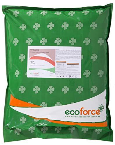 CULTIVERS Frutella N8 de 5 kg. Abono universal para plantas ecológico granulado de alta disolución, para potenciar el crecimiento de las plantas y estimular su cultivo. Especial para interior